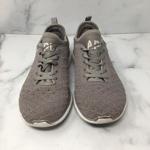 APL Shoes - APL TechLoom Phantom Sneakers Gray Size 5.5